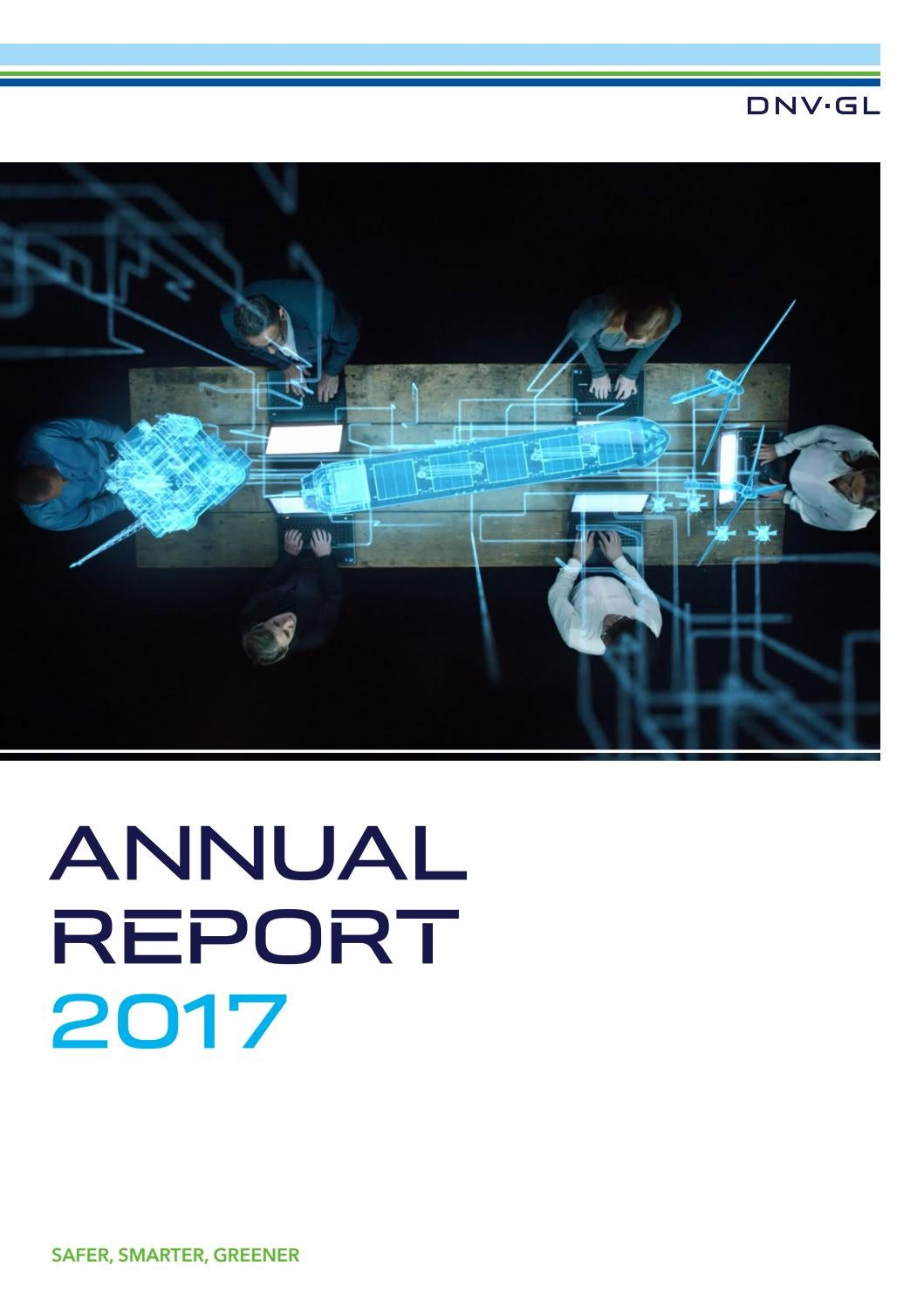 Abp 656 dnv gl annual report 2017dnv gl - issuu