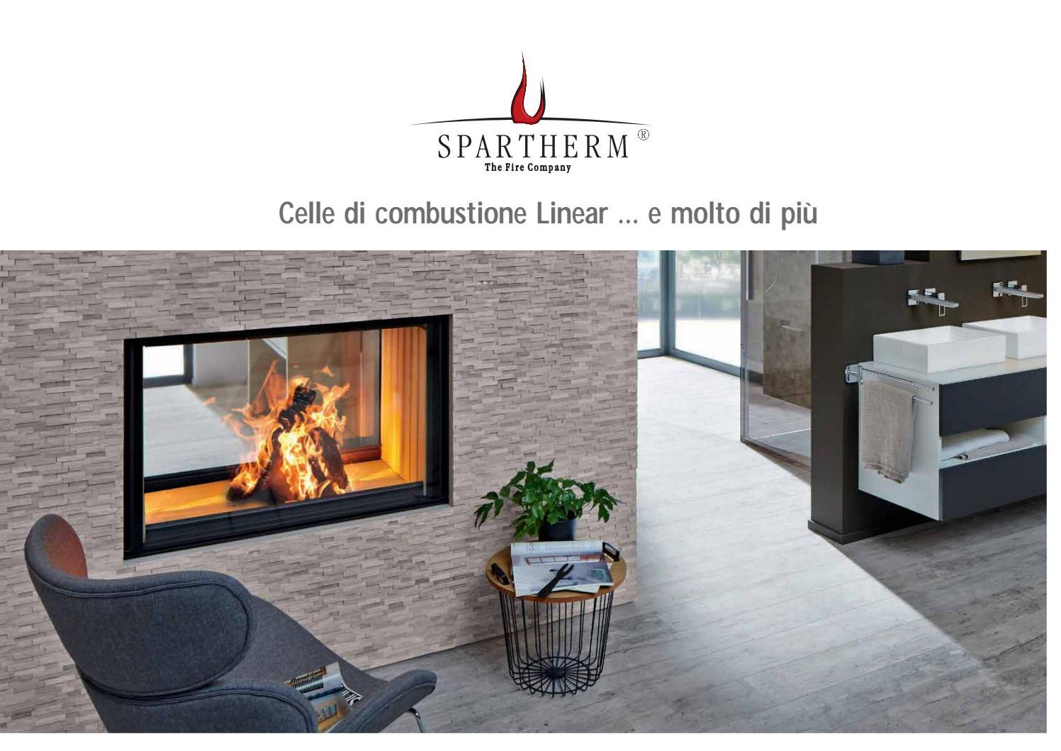 spartherm - focolari 2018idea studio caminetti - issuu