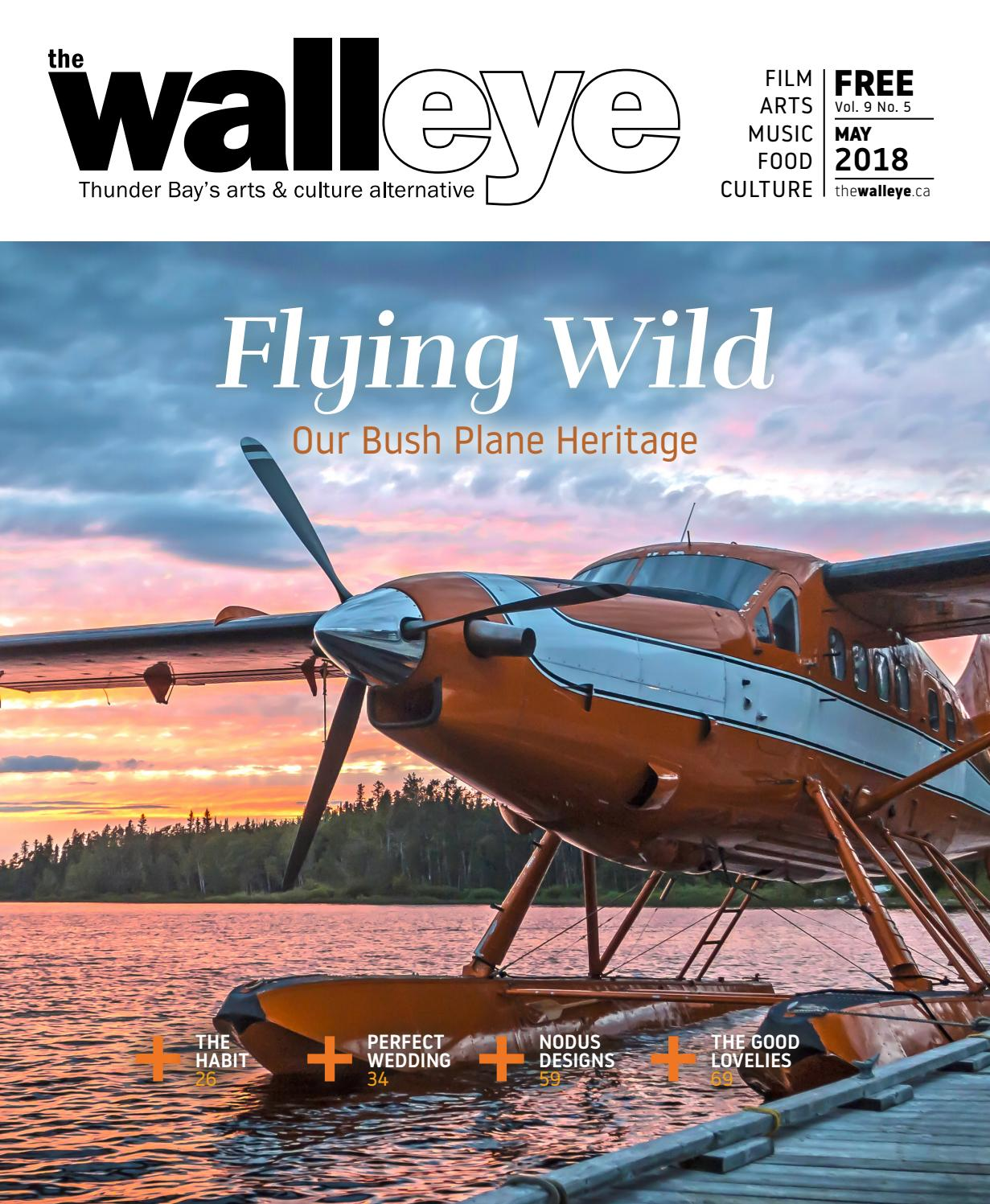 May 2018 by The Walleye Magazine - issuu