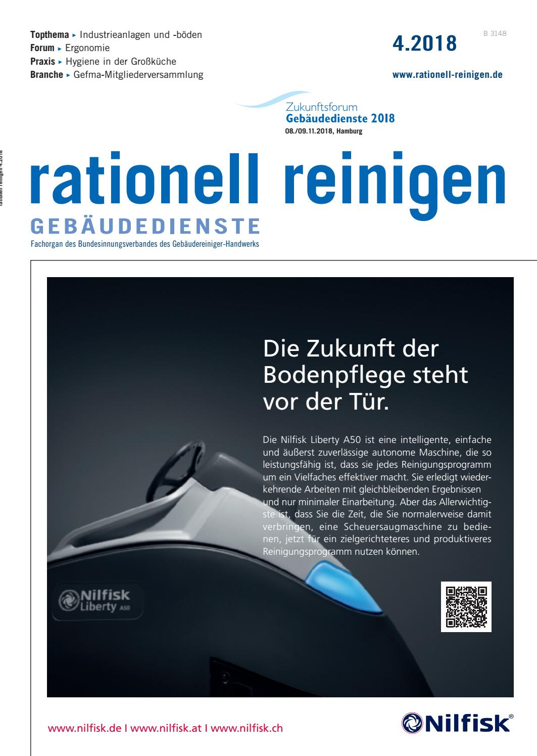 Rationell Reinigen By Rai Amsterdam Issuu