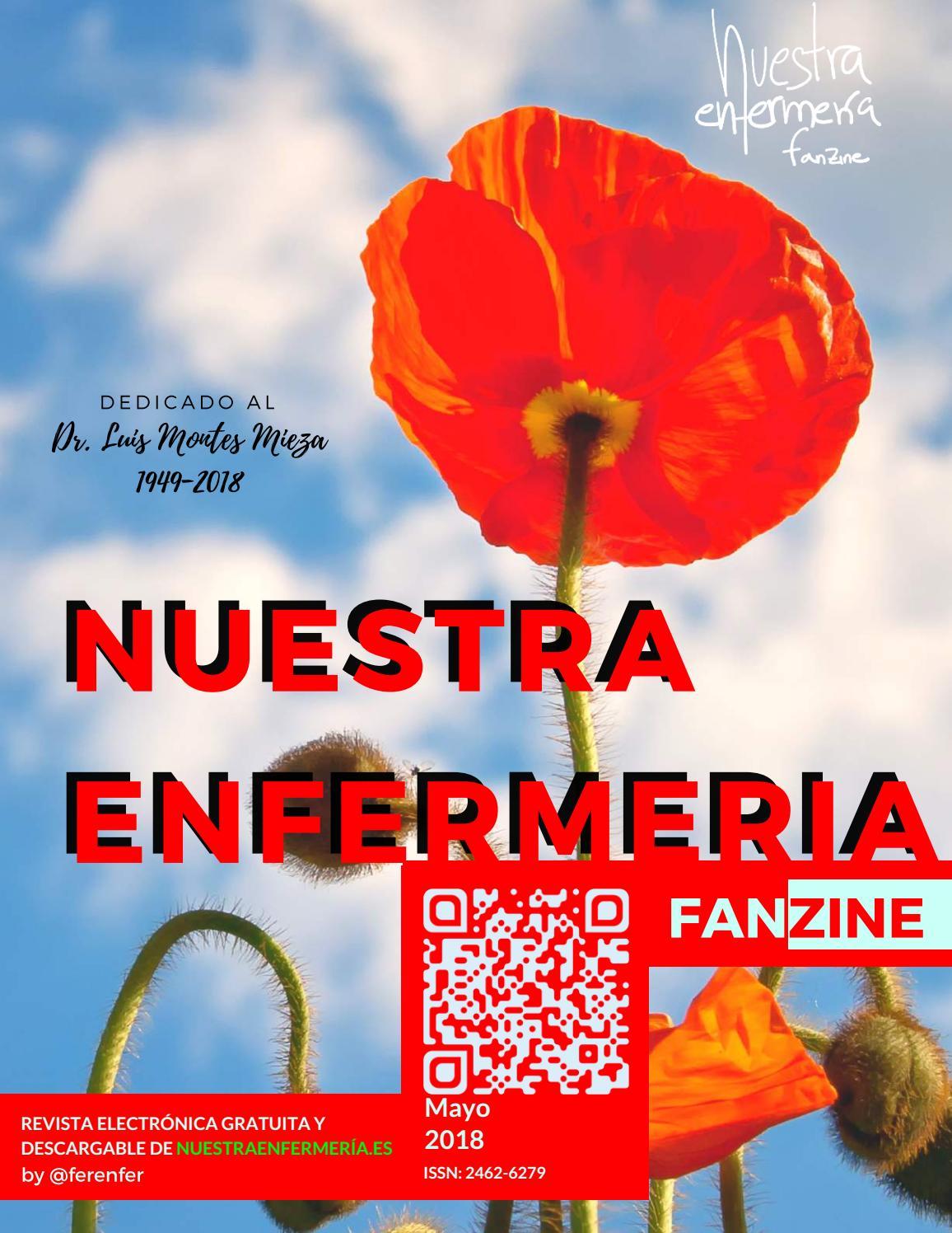 Fanzine Enfermería mayo 2018 by Nuestra Enfermería Fanzine - issuu