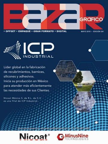 Bazar Gráfico Mayo 2018 by Revista Bazar Gráfico - issuu c757eaadf56dd