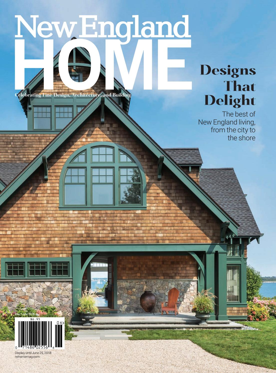 ranch home remodel annie selke ranch house makeover home redesign New England Home May - June 2018 by New England Home Magazine LLC - issuu