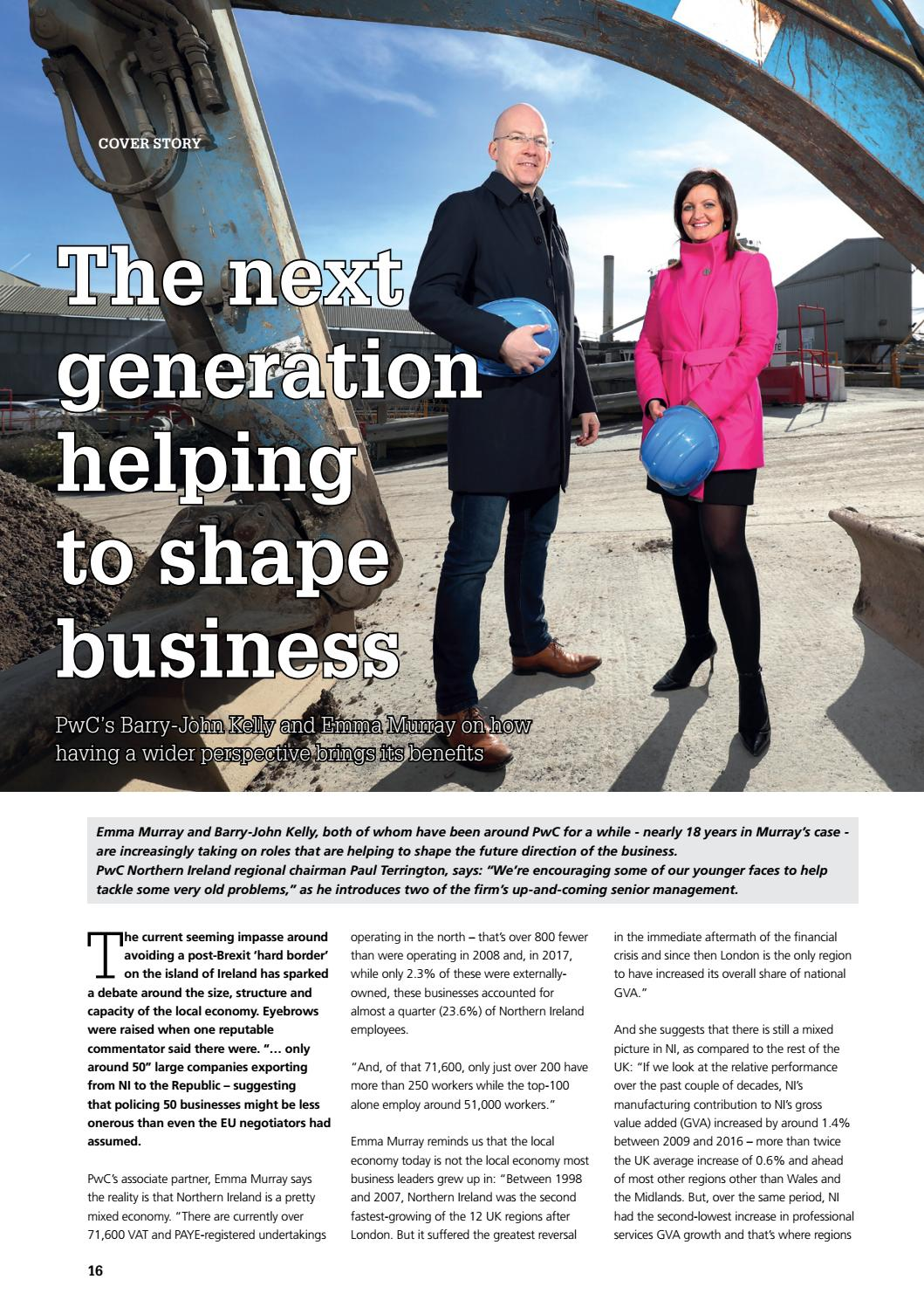 ulster business april 2018 by ulster business issuu