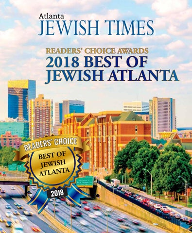 3f9ae7d0cbaeb READERSâ  x20AC   x2122  CHOICE AWARDS. 2018 BEST OF JEWISH ATLANTA