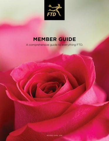 FTD Member Guide by FTDi - issuu