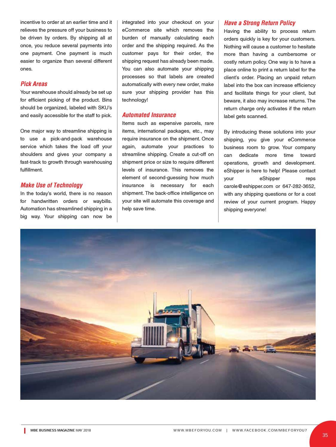 MBE Business Magazine by Ali Raza - issuu