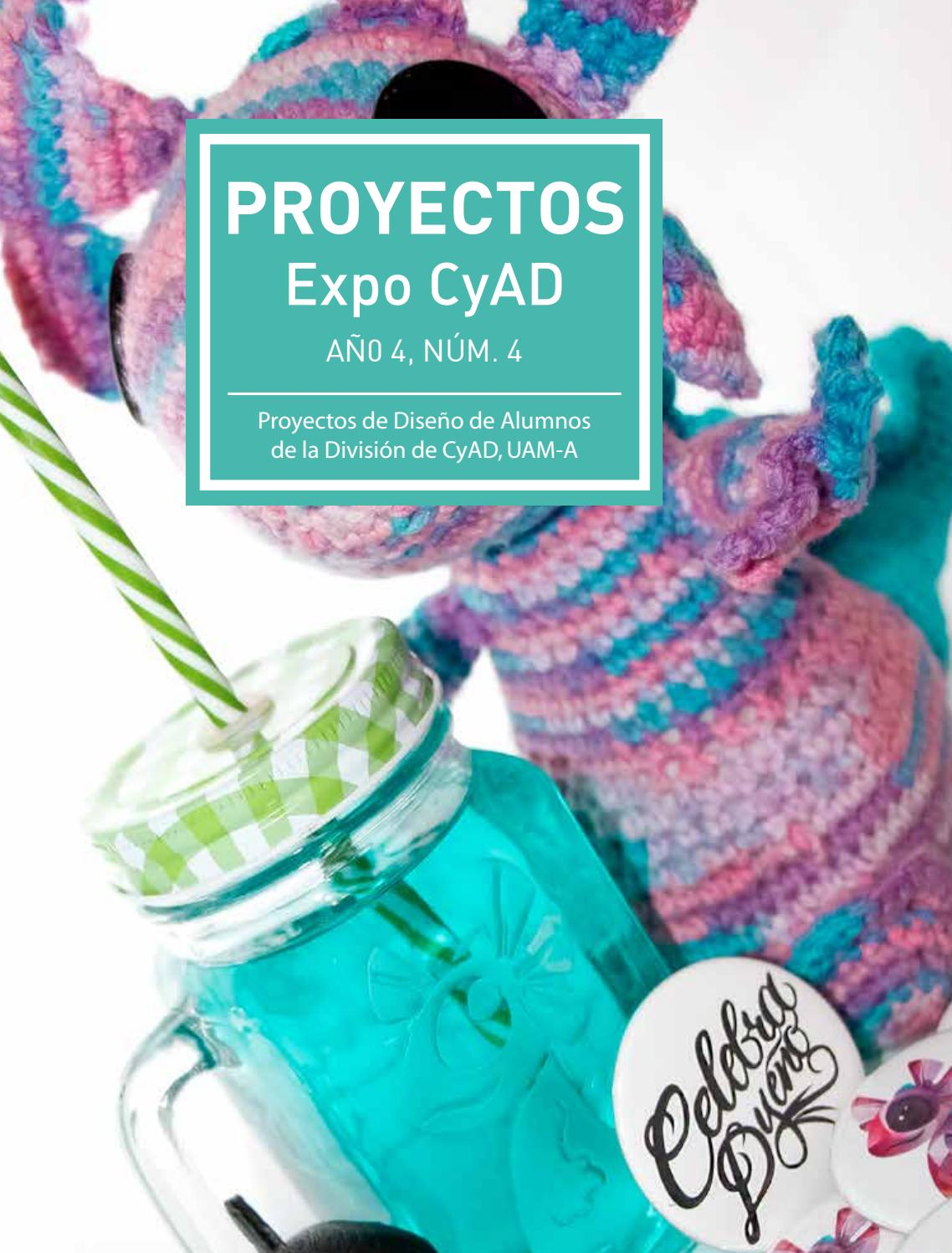 Proyectos Expo CyAD by CyAD-A - issuu