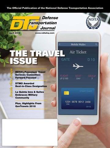 Defense Transportation Journal by Defense Transportation Journal - issuu