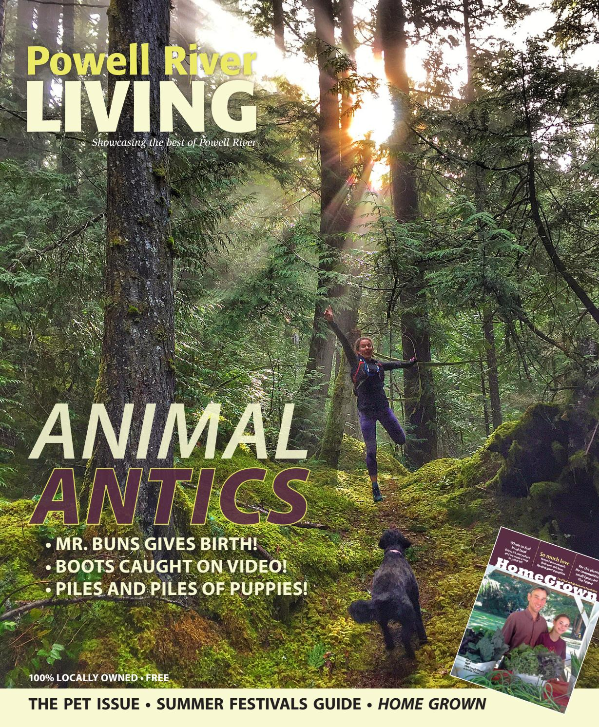 Powell River Living May 2018 by Sean Percy - issuu
