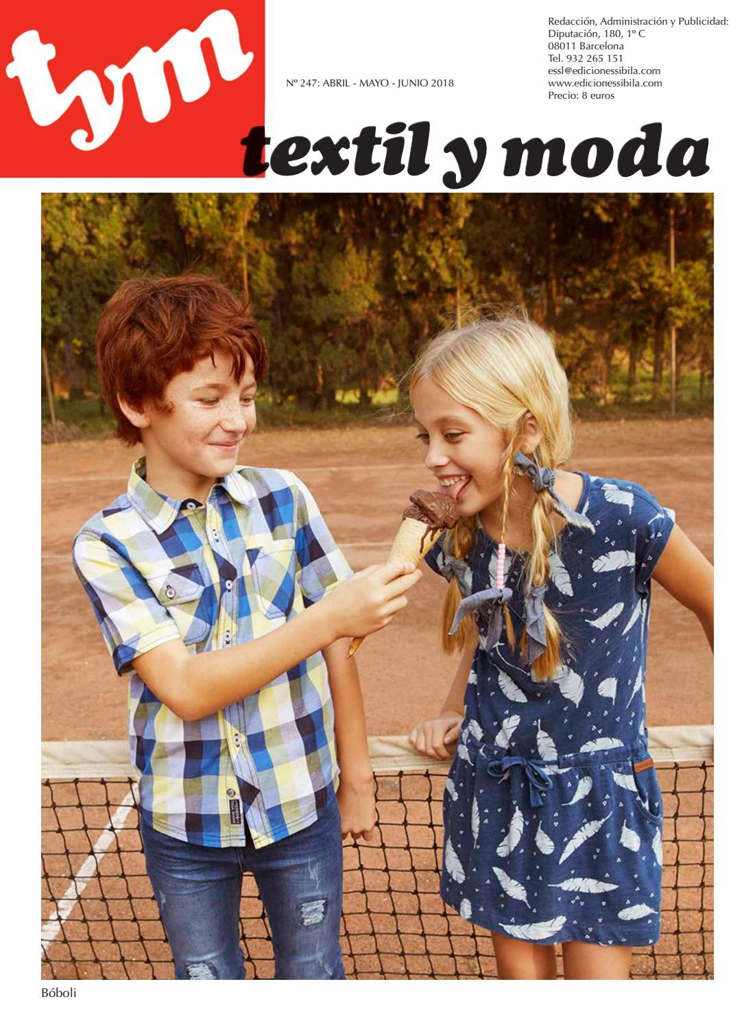 8d9f45b998 Revista Textil y Moda 247 by Edicions Sibil-la SL - issuu
