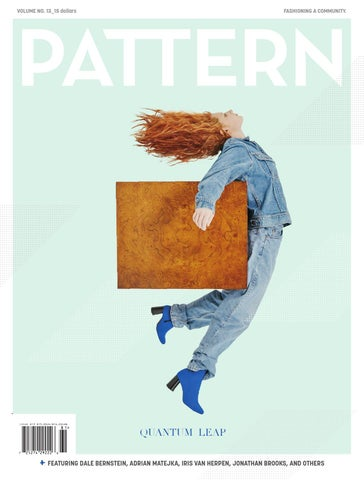 ec3806a989d PATTERN Magazine Vol. 13 Spring 2018 by PATTERN Magazine - issuu