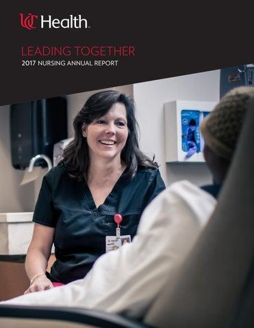 2017 Nursing Annual Report by UC Health - issuu