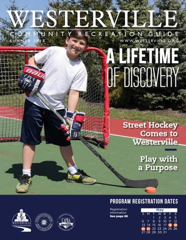 2018 Community Recreation Guide Summer Edition by City of