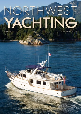 Nw Yachting May 2018 By Northwest Yachting Issuu