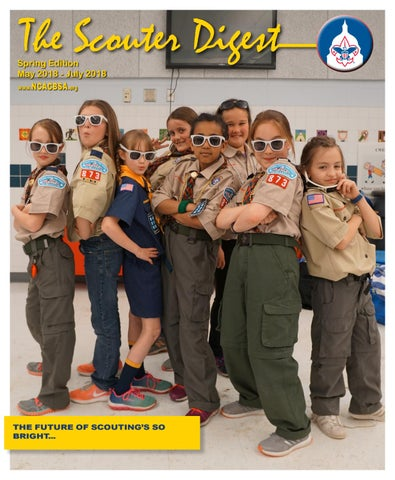 Scouter Digest Spring 2018 By National Capital Area Council Issuu