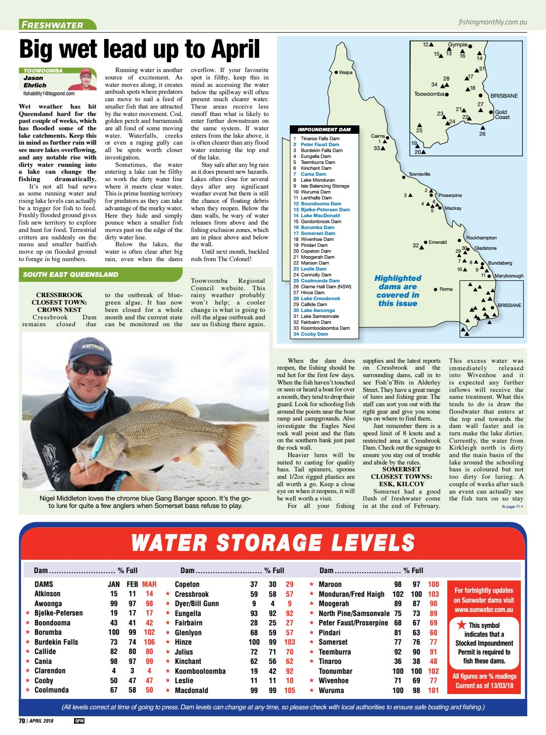 Queensland Fishing Monthly April 2018 by Fishing Monthly - issuu