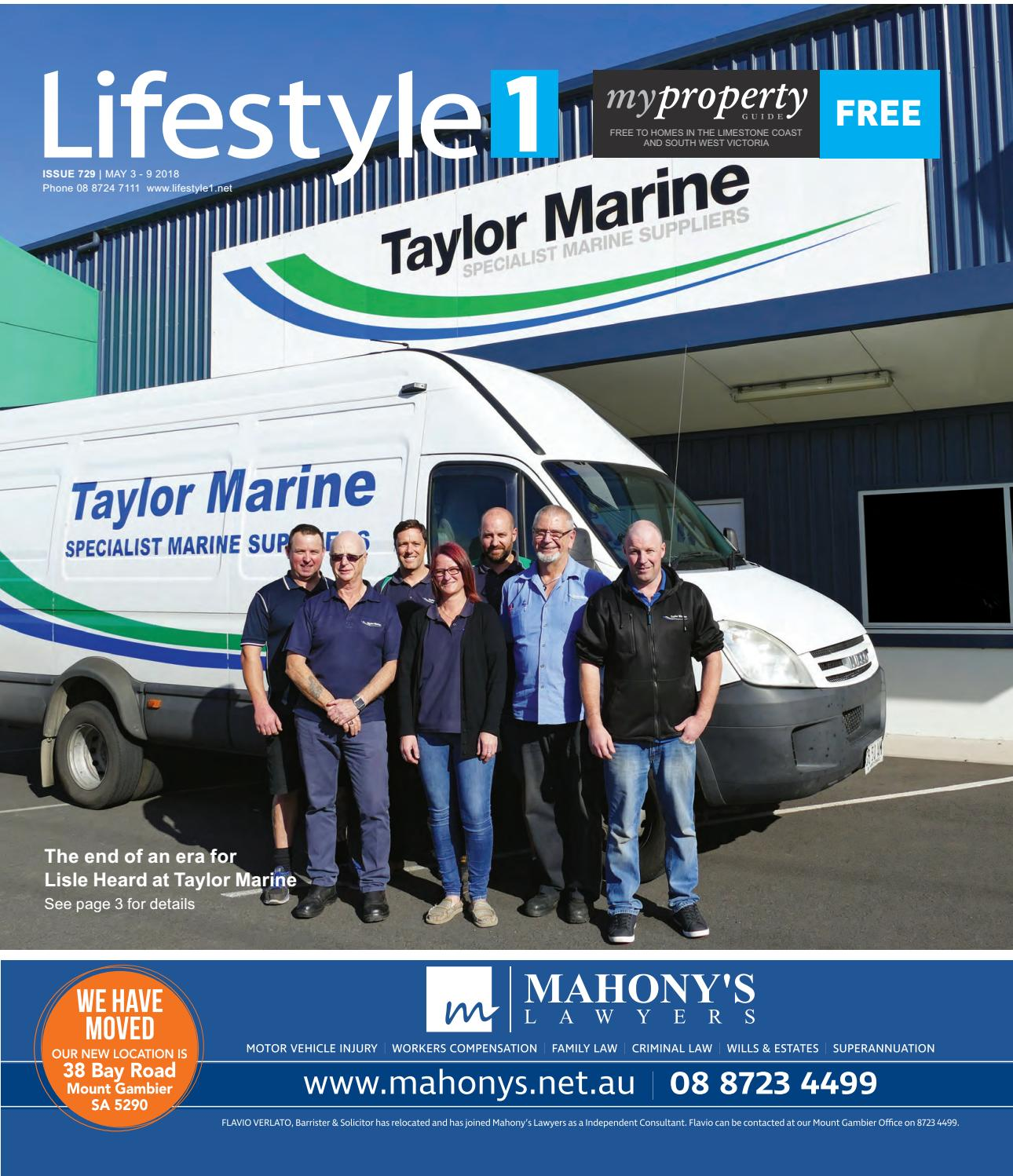 Lifestyle 1 issue 729 by Lifestyle1 issuu