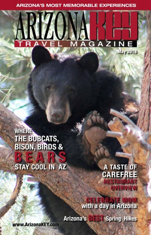 Arizona KEY Travel Magazine digital edition May 2018