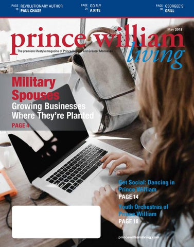 Prince william living may 2018 by prince william living issuu page 1 fandeluxe Images
