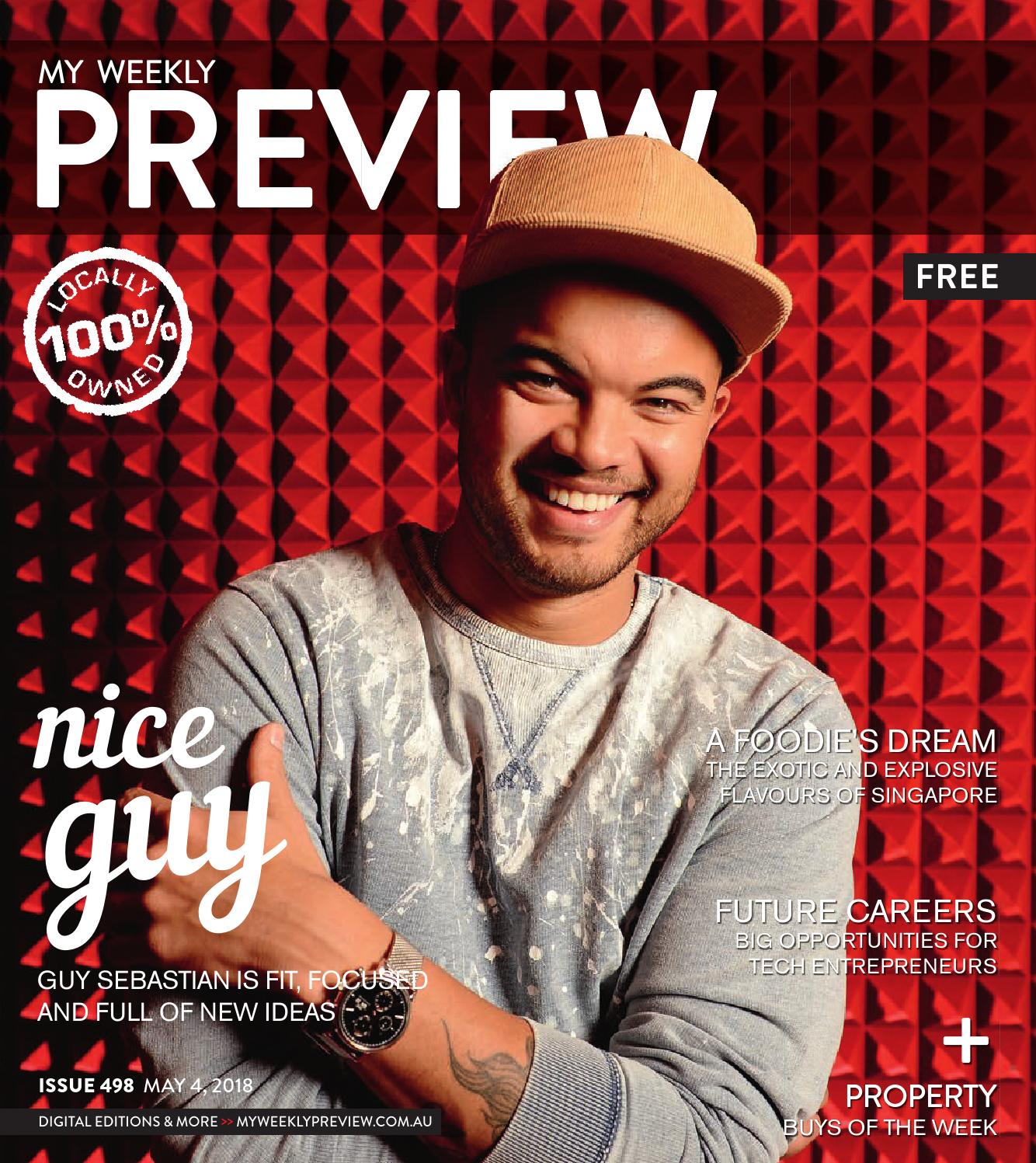 7ad38cb3981 My Weekly Preview Issue 498 by My Weekly Preview - issuu