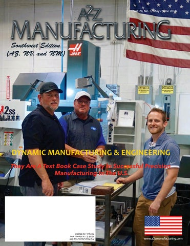 May Southwest a2z 2018 by A2Z Manufacturing Magazines - issuu