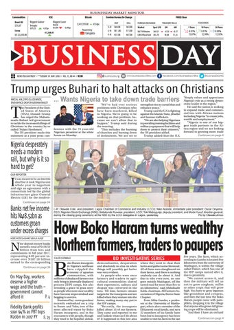 58eb1bbacd8a8 Businessday 01 may 2018 by BusinessDay - issuu