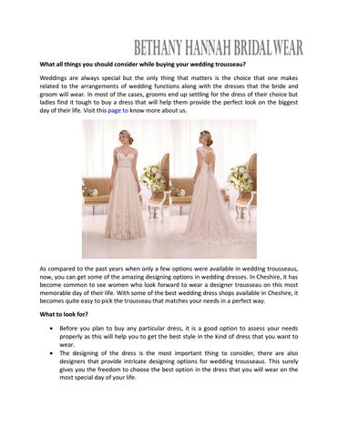 2792551996 What all things you should consider while buying your wedding trousseau