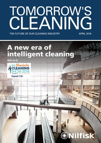 Tomorrows cleaning april 2018 magazine by RAI Amsterdam - issuu