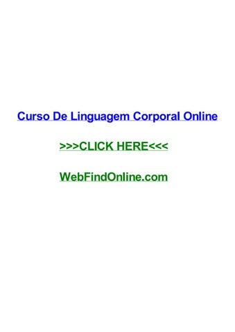 A Linguagem Corporal Do Amor Pdf