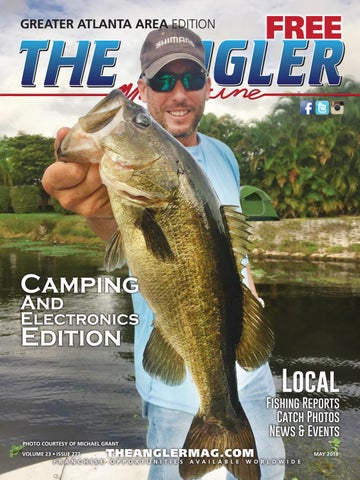 ab07977c112a2 The Angler Magazine - May   Atlanta by Coastal Angler Magazine - issuu