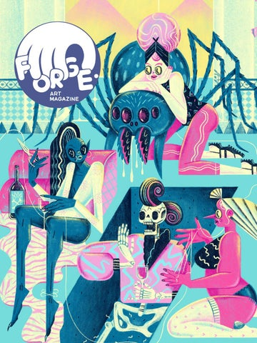 4a280d26303b FORGE. Issue 19  Fate by FORGE. Art Magazine - issuu