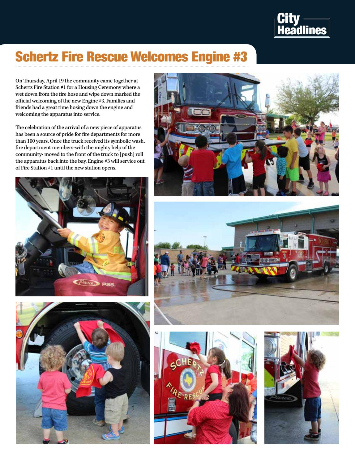 May 2018 by City of Schertz - issuu