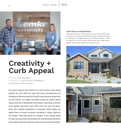 Page 80 of Creativity + Curb Appeal