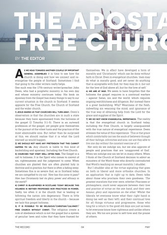 Page 4 of The Apostate Free Church?