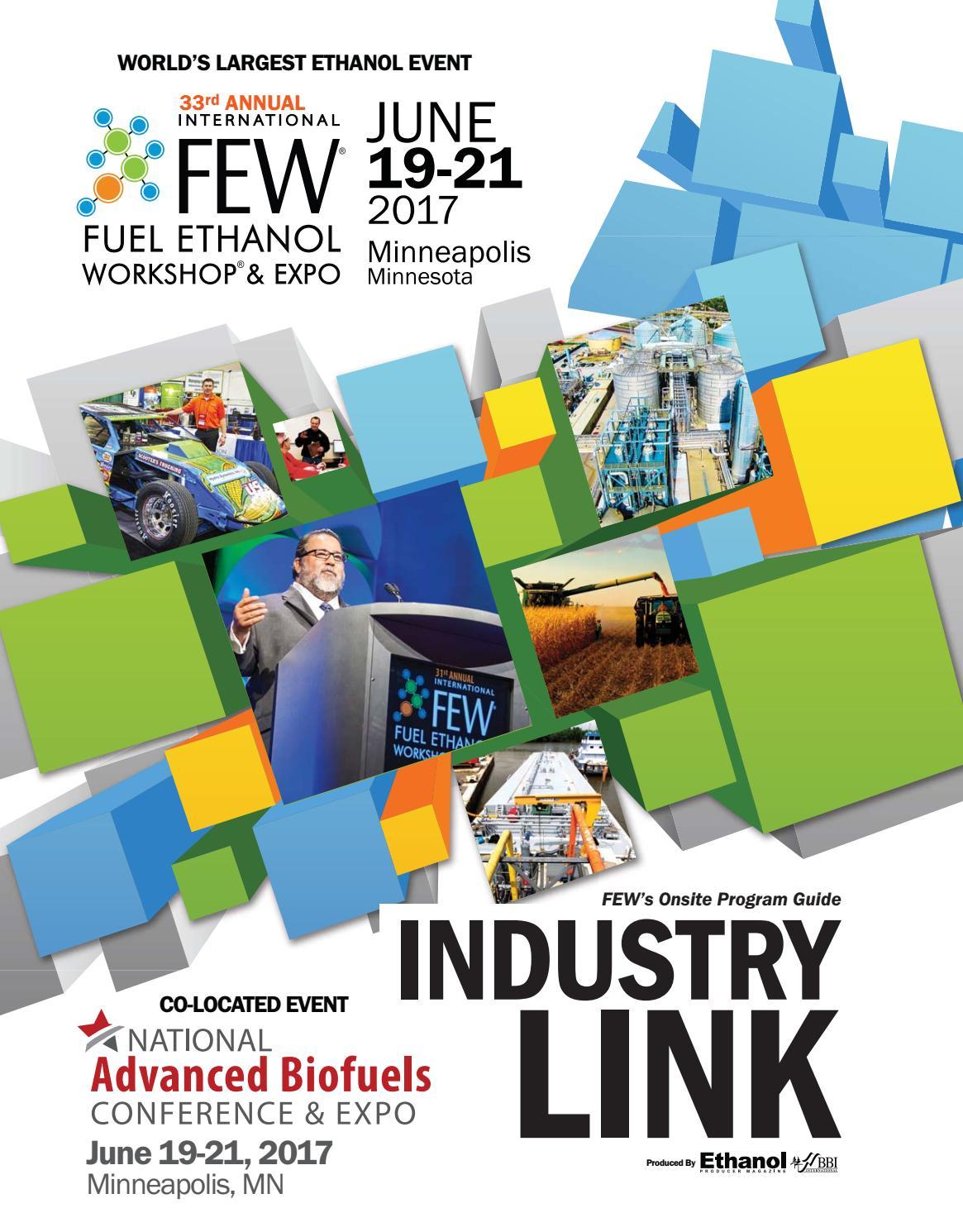 2017 FEW Industry LINK by BBI International - issuu