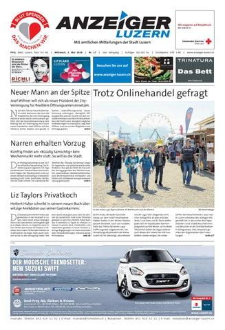 Anzeiger Luzern 17 / 02.05.2018 by Anzeiger-Luzern - issuu
