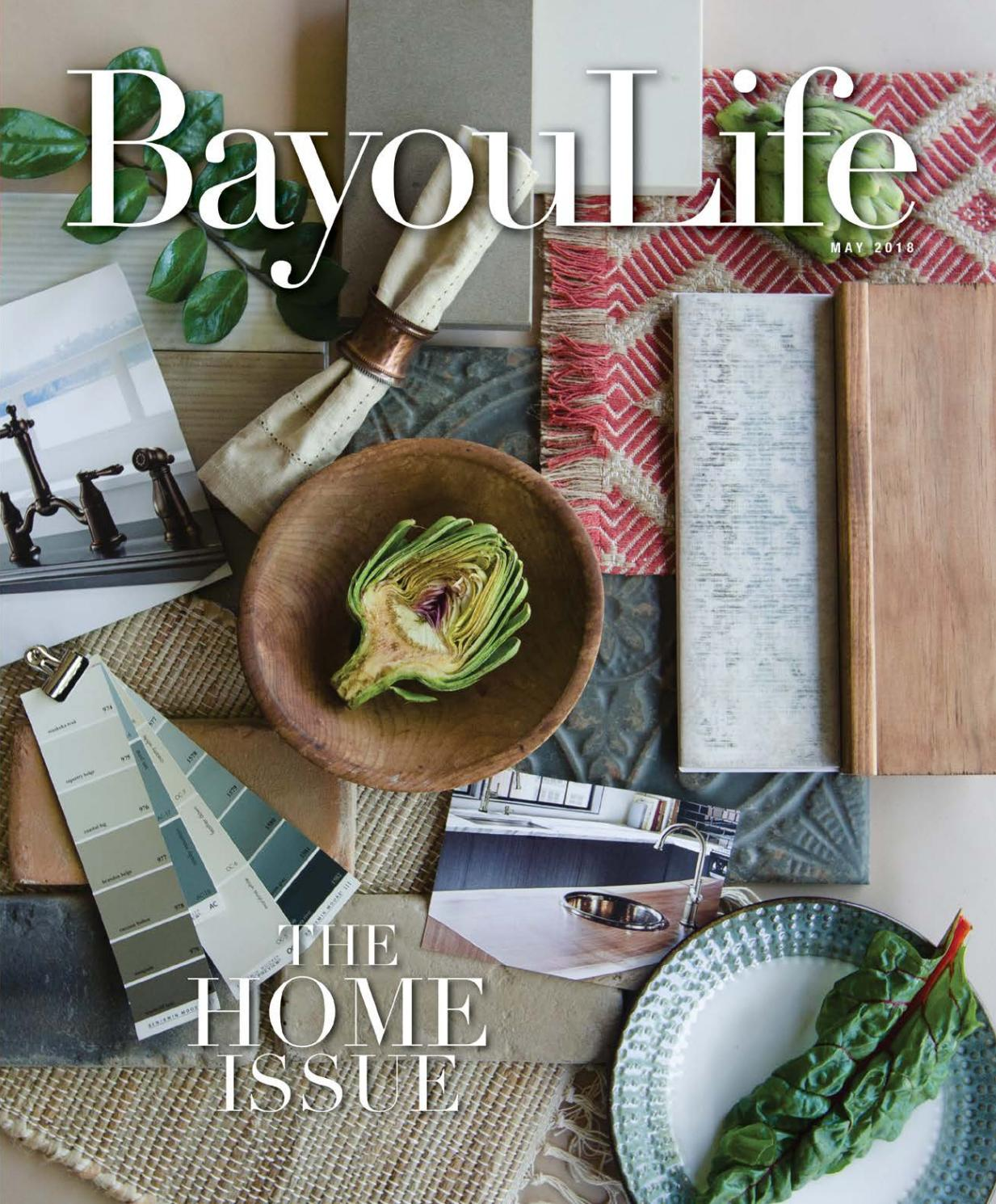 42442a91b57e8 BayouLife May 2018 by BayouLife Magazine - issuu