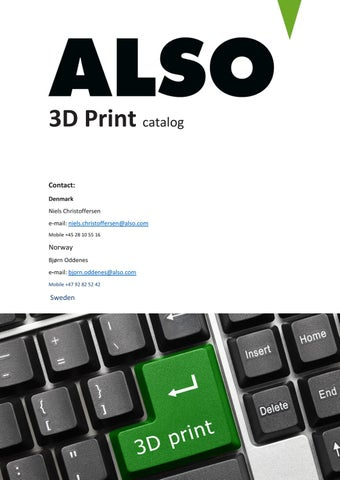 3D print katalog by ALSO - issuu