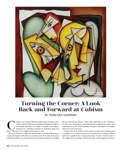 Page 38 of Turning the Corner: A Look Back and Forward at Cubism