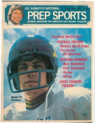 Moeller High School 1976 77 Prep Sports Magazines By Archbishop Moeller High School Issuu