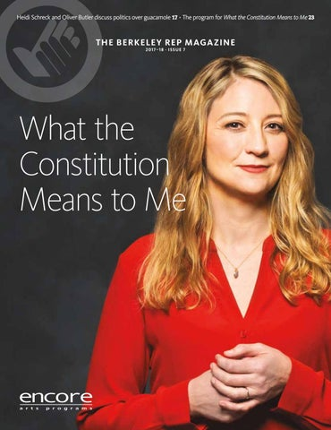 7b93f8eabe0bf Berkeley Rep: What the Constitution Means to Me by Berkeley ...