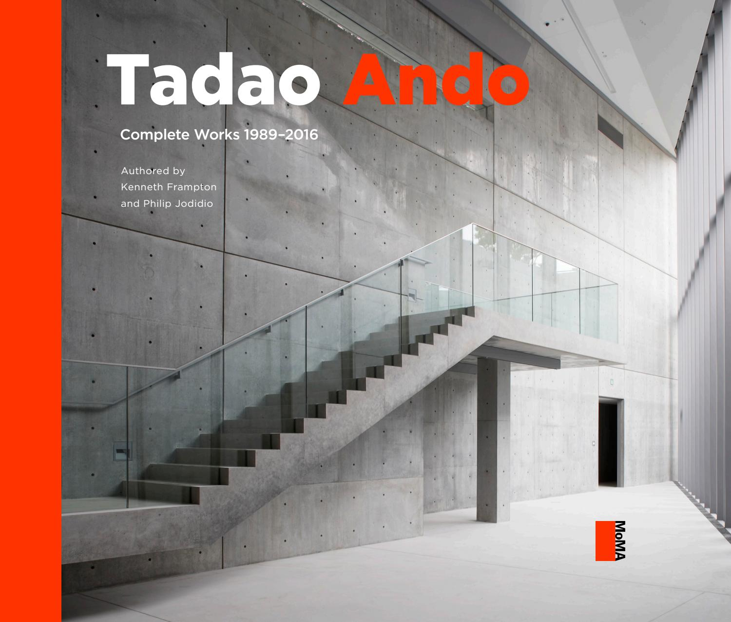 New Light Theater Project: Tadao Ando By Terry Wu