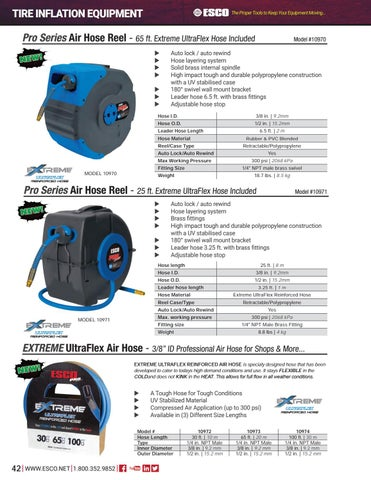 Page 42 of Tire Demount & Mounting Tools