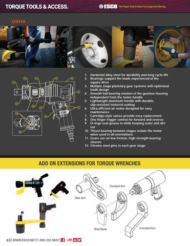 Page 48 of Torque Tools & Accessories