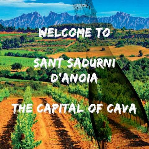 Welcome To Sant Sadurni By Joan Puig Bonet Issuu