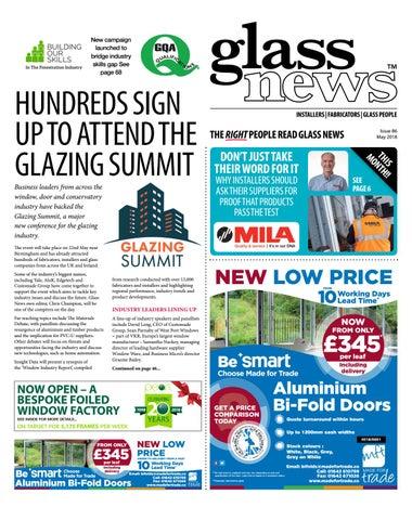 Glass News May 2018 By Christina Shaw Issuu