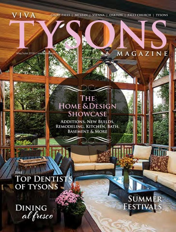 d00a3719b774e VivaTysons Magazine | May-June 2018 by Johnny Hanna - issuu