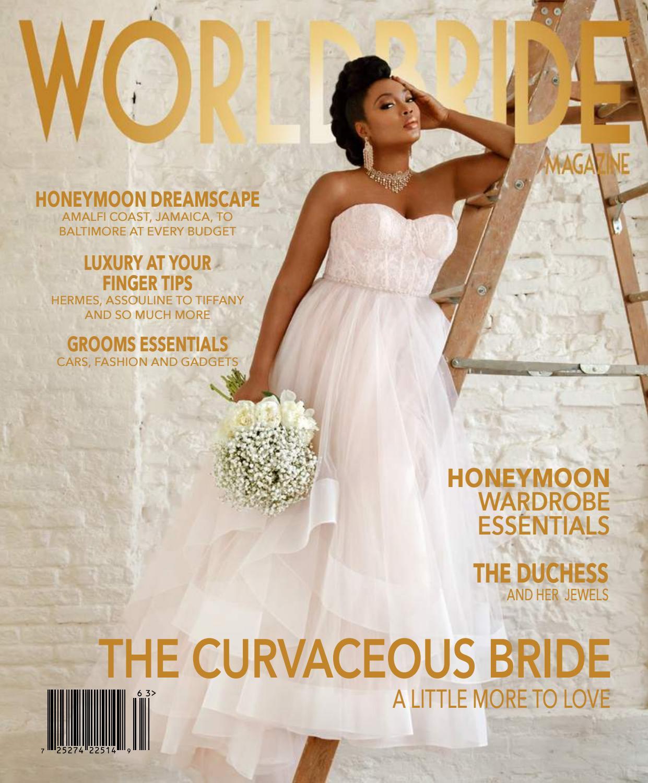Wbm The Curvaceous Bride By World Bride Magazine Issuu