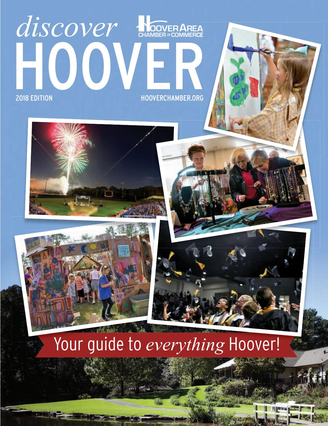 Hoover Chamber Magazine By Starnes Media